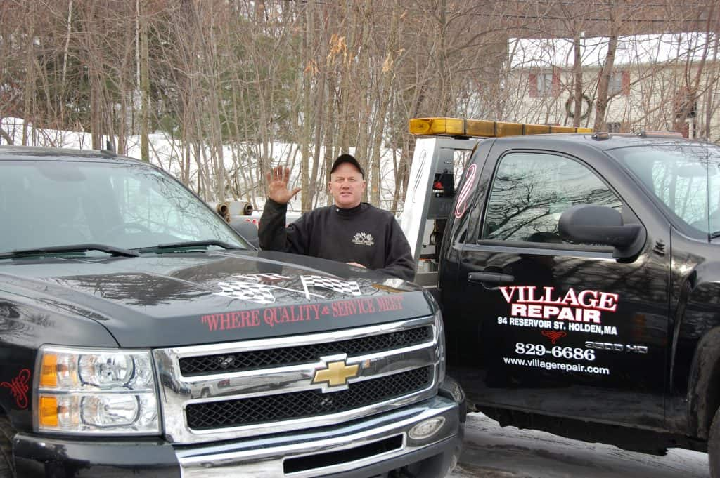 Village Repair Tow Trucks