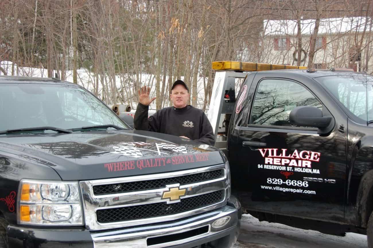 Village Repair Tow Trucks