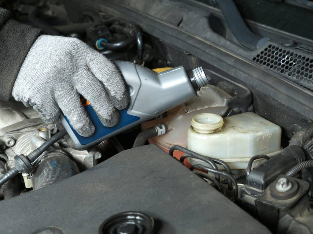brake Fluid Fill Village Repair Holden MA
