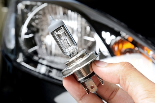 car halogen bulb Village Repair Holden MA