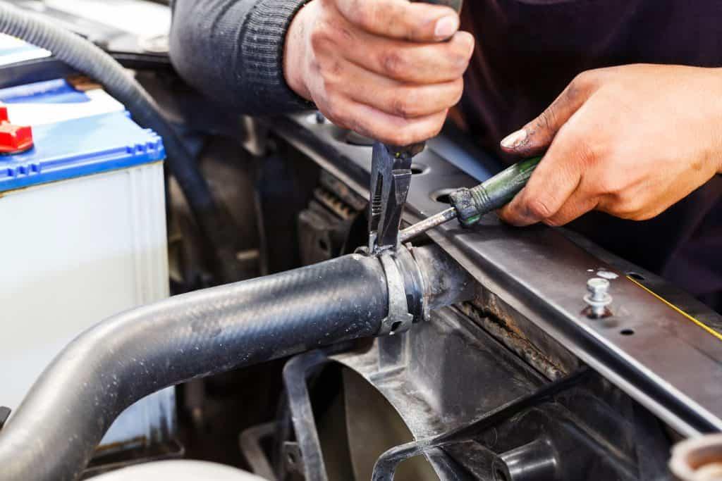 Radiator Hose Repair Village Repair Holden Ma