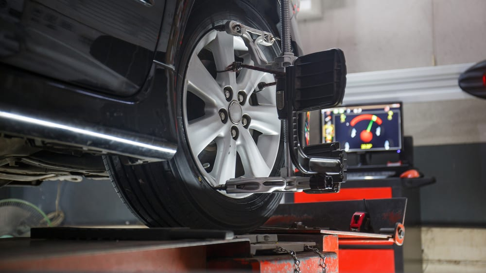 Wheel Alignment Holden MA